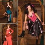 Выкройка Simplicity — Женский карнавальный костюм - S2851 ()