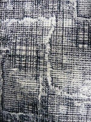 Костюмная жаккардовая ткань