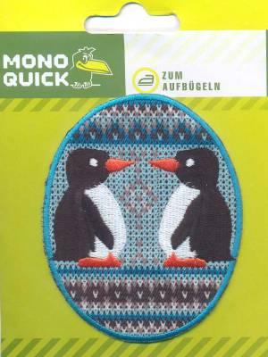 Заплатка Пингвины
