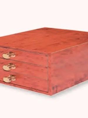 деревянная шкатулка LANA / COTONA