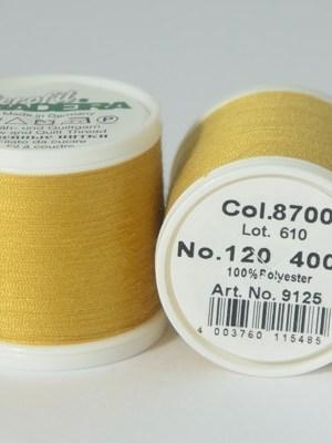 Aerofil Madeira № 120, 1000 м – Универсальные швейные нитки