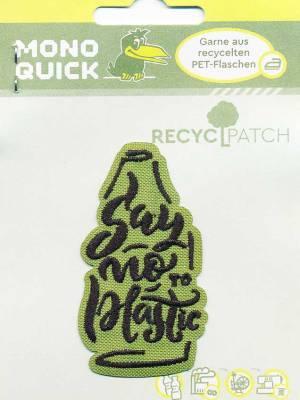 Say no to plastic Эко (Скажи нет пластику)