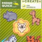 Тигр, зебра, жираф, лев, носорог