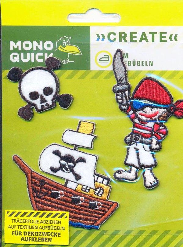 аппликации пираты