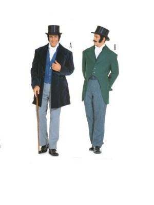 Исторический мужской костюм