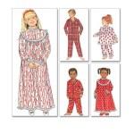 Пижама, ночная рубашка для детей