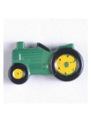 Пуговица трактор