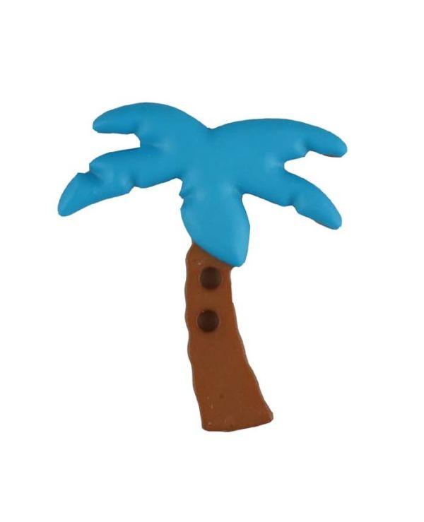 Пуговица пальма