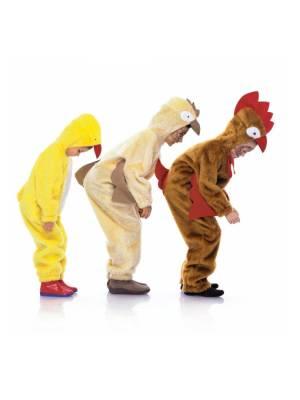 Выкройка Burda №2425 — Карнавальный костюм Петух, курица, цыпленок