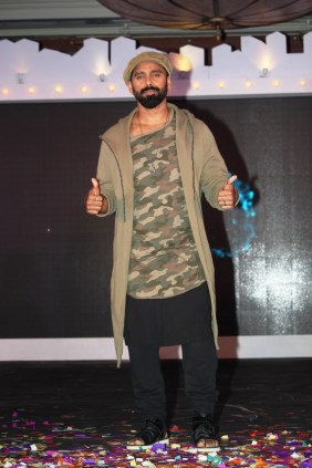 Bosco Martis at the launch of So You Think You Can Dance