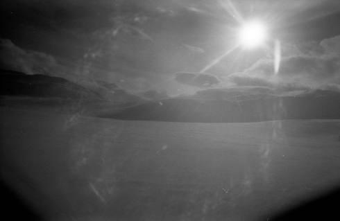 Snapsights met Lomography Lady Grey 400 film.
