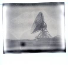 Burum. Polaroid Image 2 met Impossible SIlver Shade cool.