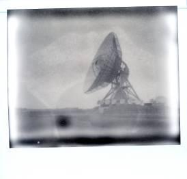 Burum. Polaroid Image 2 met Impossible SIlver Shade cool.