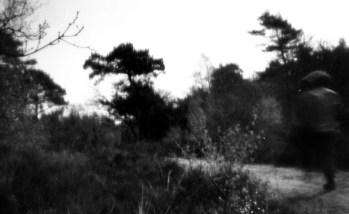 Holga 135 Pinhole met Lomography Earl Grey 100 film.