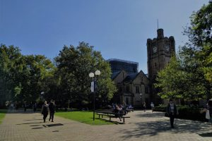 studying at the university of melbourne