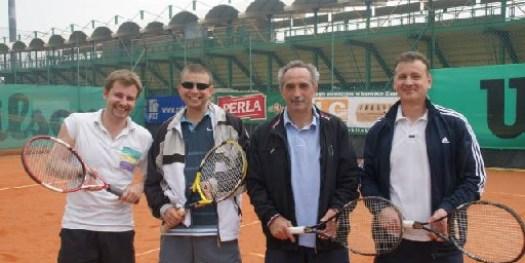 Lubelski Deblowy Turniej Tenisowy Pracodawców w ramach POLISH EMPLOYERS' CUP 2010