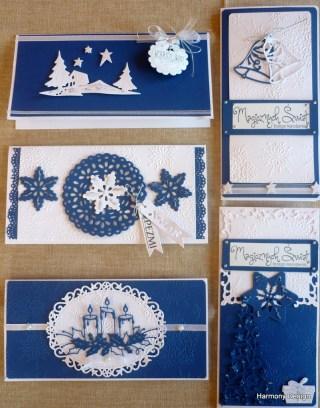 personalizowane firmowe kartki na Boże Narodzenie