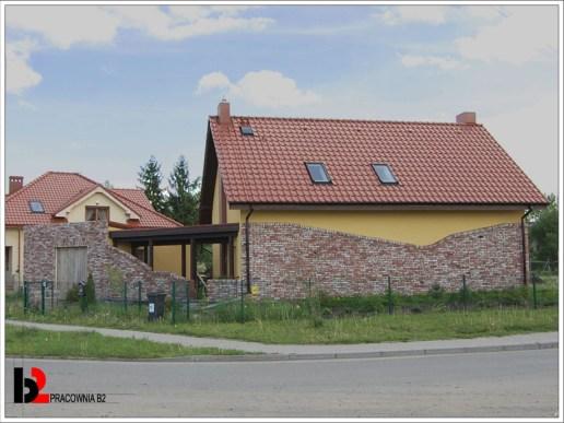 Dom jednorodzinny, gmina Święta Katarzyna