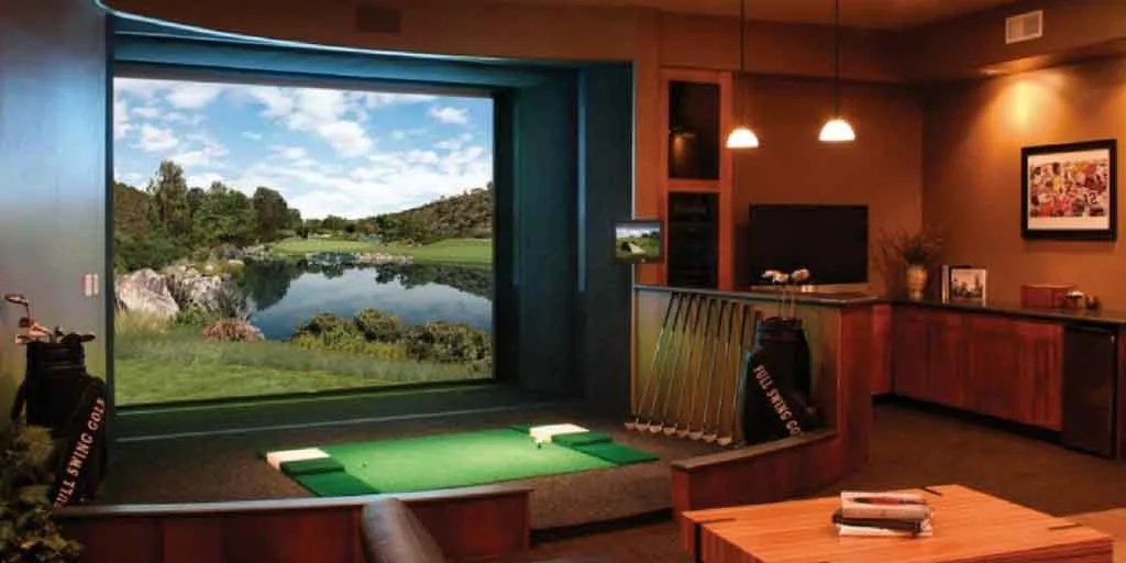 Home Golf Simulator Overview The Complete Guide For Golfers