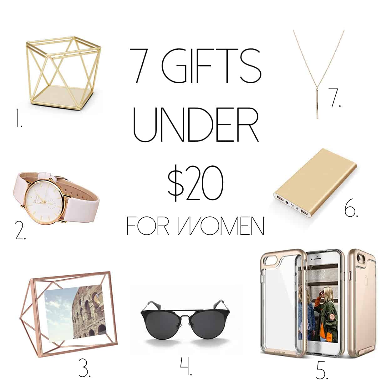 Gifts for Women Under $20