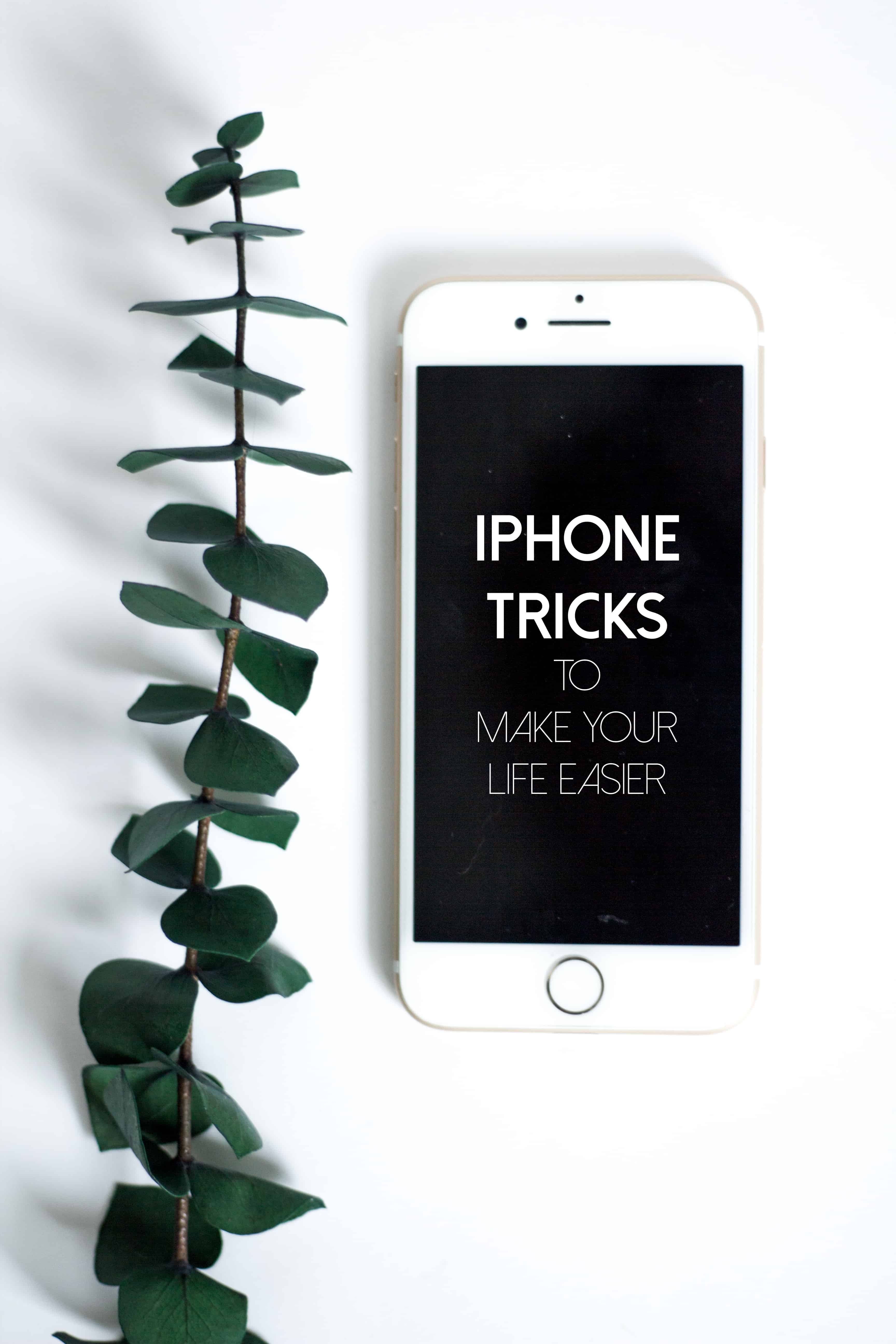 These are simple tips every iPhone user should know!