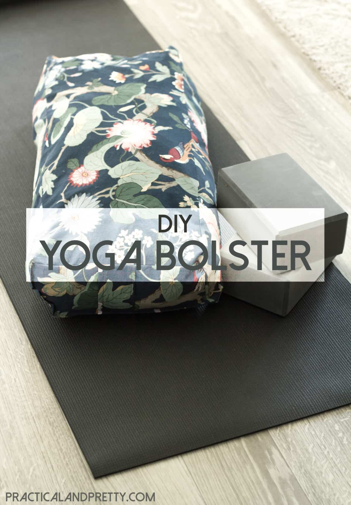 projekty cushion pillow bolster pin custom yoga how do to a tutorial sew cover