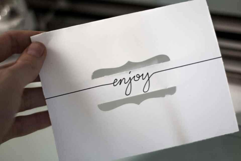 The cricut is so simple and fun. See my first impressions here!
