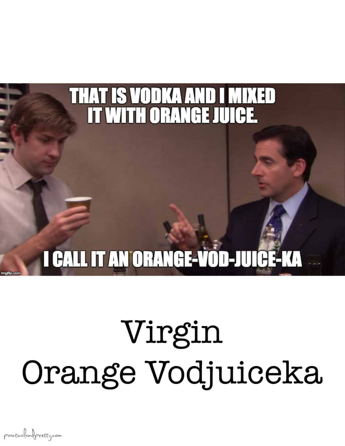 orange vodjuiceka meme?ssl=1 the office food themed memes practical and pretty