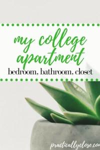 college apartment