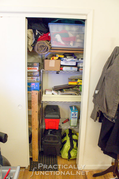 Small Apartment Solutions: Closet Organization! on Small Apartment Organization  id=26965