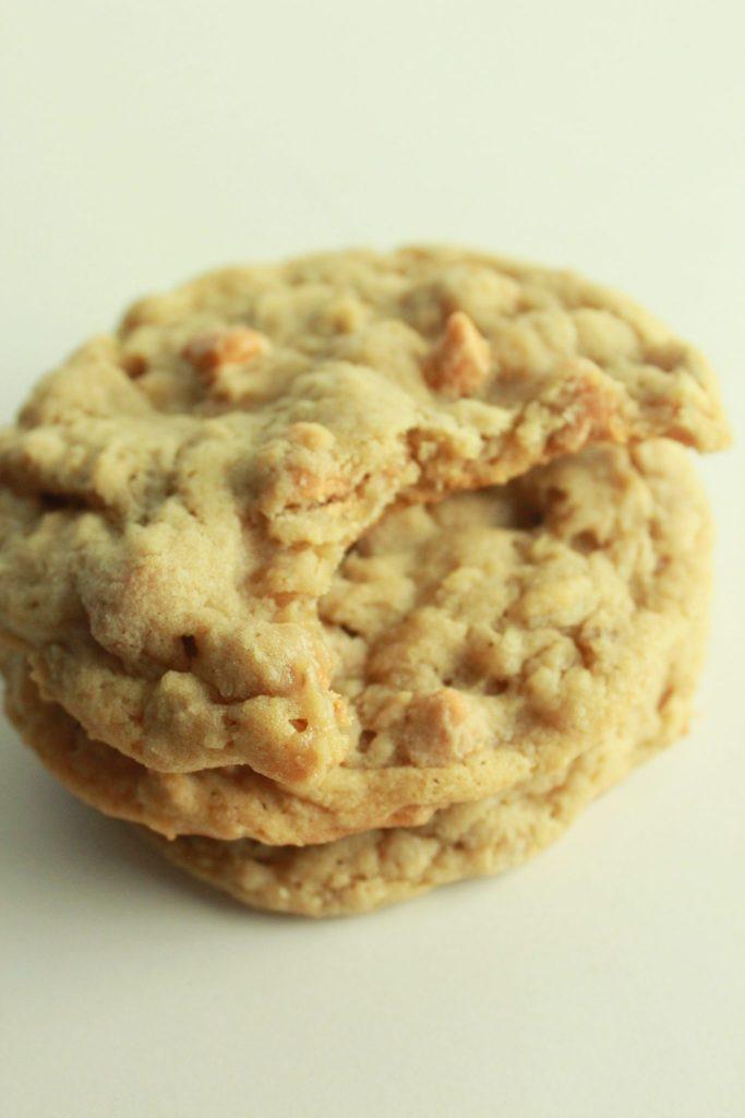 oatmeal scotchies | oatmeal scotchie cookies | oatmeal scotchie cookie recipes | oatmeal cookie recipes | soft oatmeal cookies | soft oatmeal cookie recipes