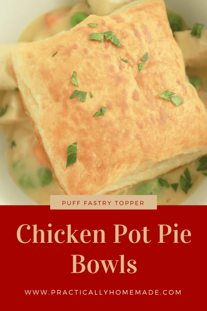 chicken pot pie bowl | chicken pot pie | chicken pot pie recipe | chicken pot pie easy | chicken pot pie stove top | chicken pot pie puff pastry easy | chicken pot pie puff pastry