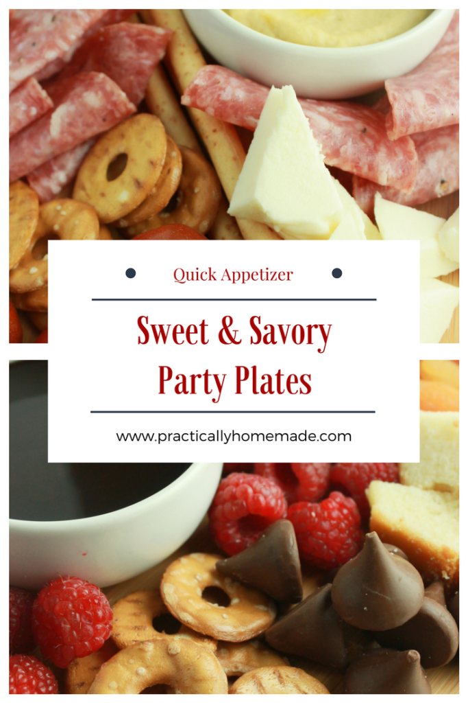 party plates idea appetizers | savory party snacks | savory party snacks finger foods | savory party foods | sweet party snacks | sweet party ideas | sweet party food | sweet party platter | savory party platter
