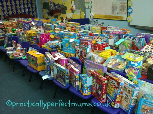 Portishead Toy Sale at High Down Infant School