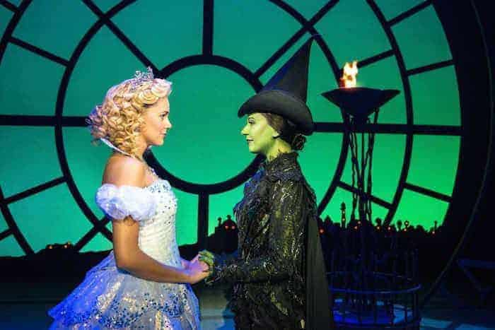 Wicked Family Review - Emily Tierney and Ashleigh Gray_Matt Crockett