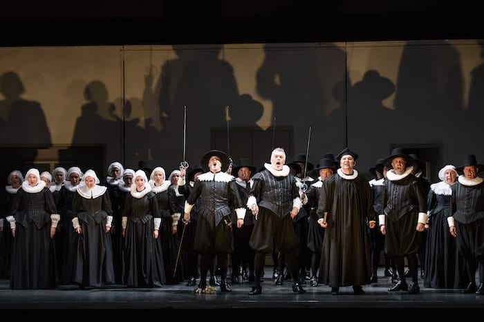 I puritani review
