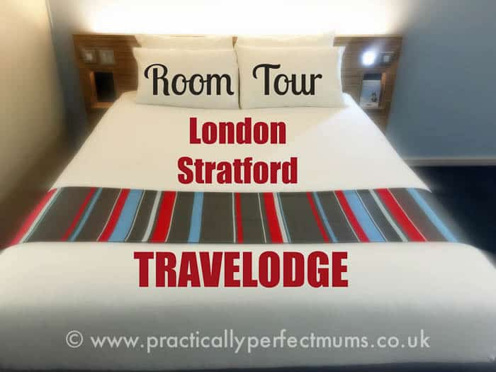 London Stratford Travelodge Video Tour