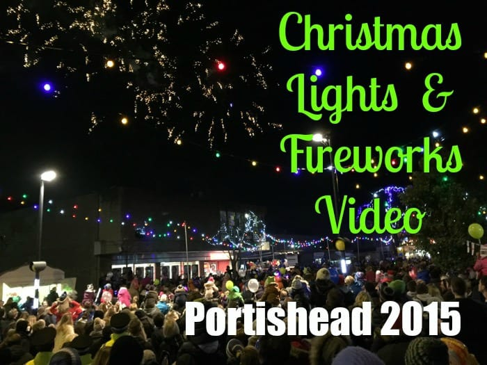 Christmas Lights Portishead