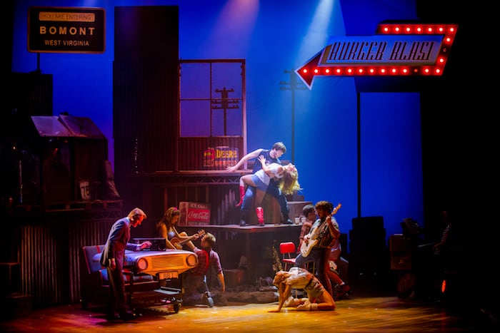 Footloose the Musical review at Bristol Hippodrome