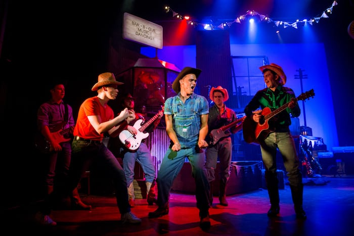 Footloose The Musical at The Bristol Hippodrome is a bit saucy in places. Child friendly or not? Here's the lowdown including a snapchat video review!