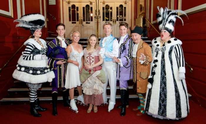 Cinderella Pantomime Cast. Christmas 2016