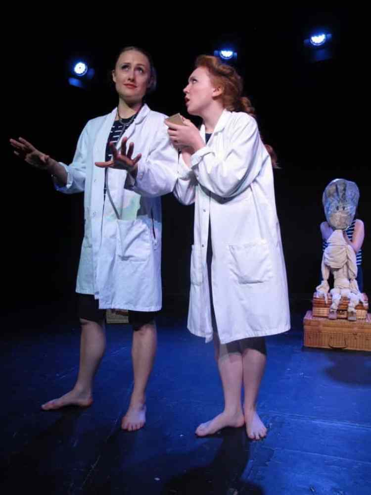 Oyster Boy Review at Redgrave Theatre - Haste Productions