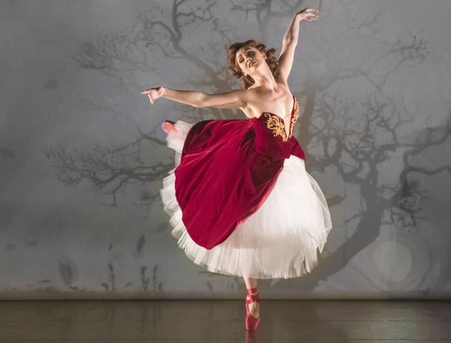 Matthew Bourne S Production Of The Red Shoes  February