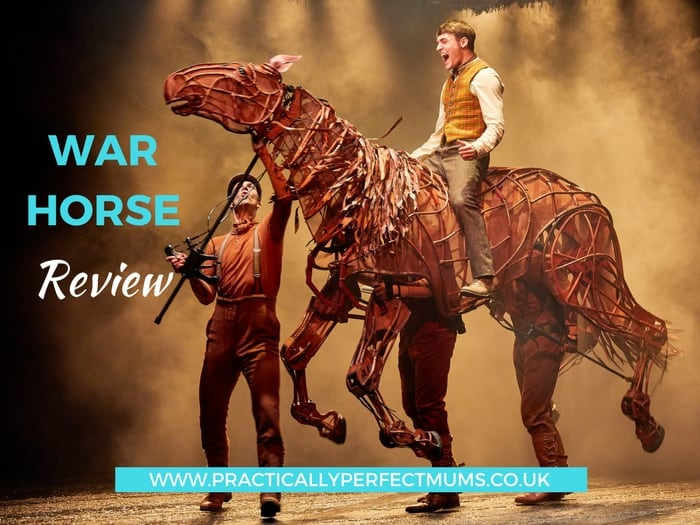 War Horse Review Bristol Hippodrome