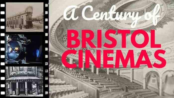 A Century of Bristol Cinemas video from the Spectel Bristol History Series. Links to Practically Perfect Mums YouTube channel.