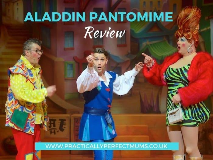 Aladdin Bristol Hippodrome Review