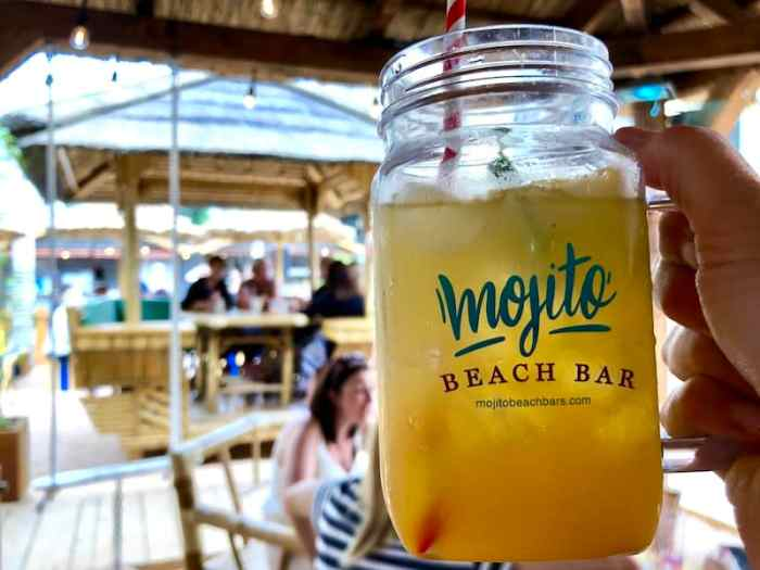 Mojito Beach Bar in Bristol