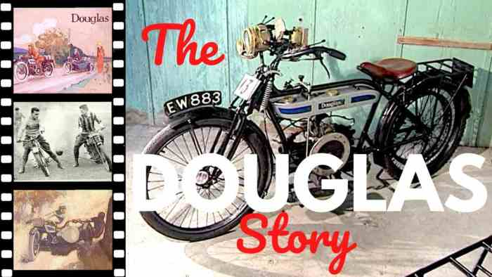 The Douglas Story video. Douglas Motorcycle history documentary - the British motorbike from Bristol, which took the world by storm.