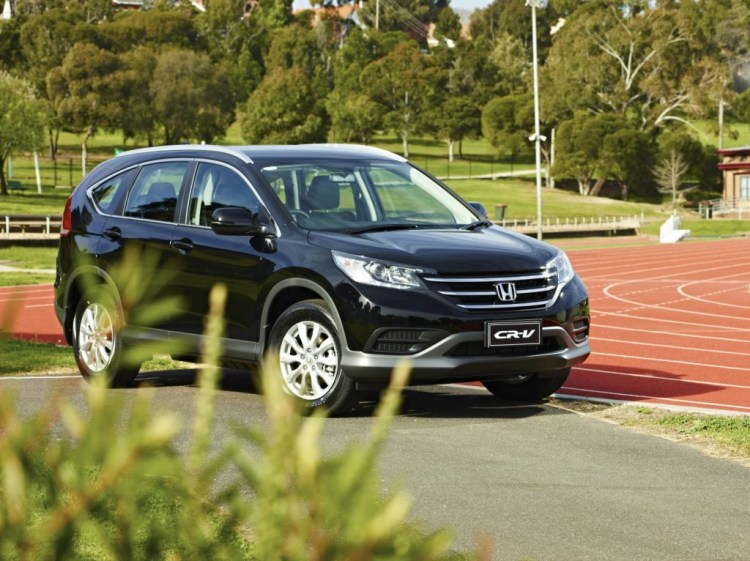 New Honda CR-V is more practical but a little more grunt wouldn't go astray.