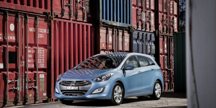 Good looks and a long list of standard features make the Hyundai i30 a standout in the small car class